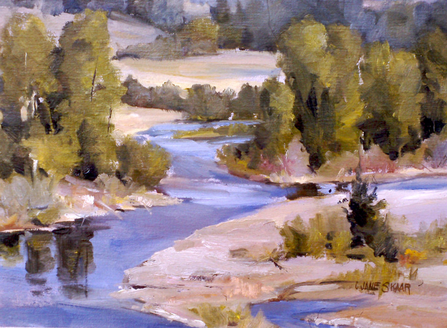 jane coleman Snake River Overlook